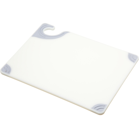 "CBG912WH - Saf-T-Grip Cutting Board 9"" x 12"" x 0.375"" - White"