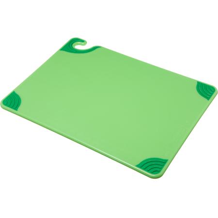 """CBG152012GN - Saf-T-Grip Cutting Board 15"""" x 20"""" x 0.5"""" - Green"""