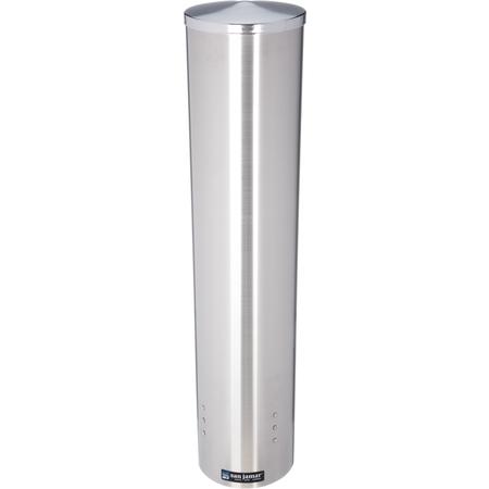 C4500PF - PULL CUP FOAM DISP 26GA SS 23.5IN