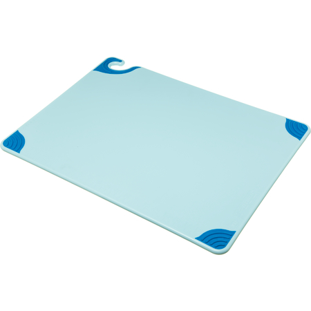 "CBG182412BL - Saf-T-Grip Cutting Board 18"" x 24"" x 0.5"" - Blue"