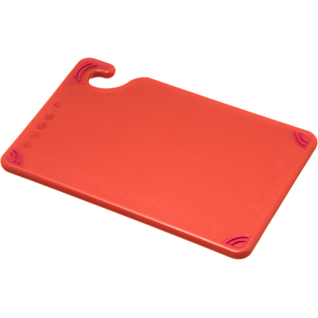"CBG6938RD - Saf-T-Grip Cutting Board 6"" x 9"" x 0.375"" - Red"