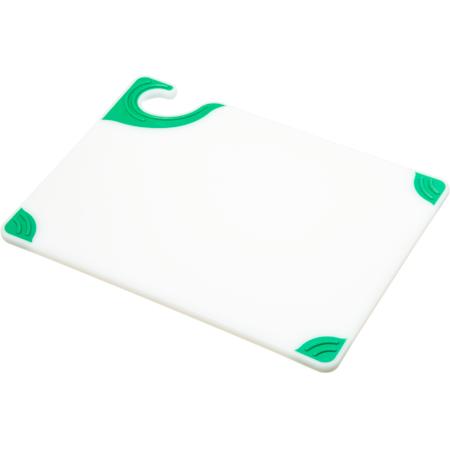 """CBGW912GN - Saf-T-Grip Cutting Board 9"""" x 12"""" x 0.375"""" - Green"""
