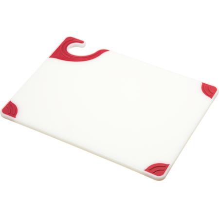"""CBGW912RD - Saf-T-Grip Cutting Board 9"""" x 12"""" x 0.375"""" - Red"""