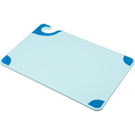 """CBG121812BL - Saf-T-Grip Cutting Board 12"""" x 18"""" - Blue"""