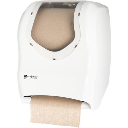 T1370WHCL - TEAR-N-DRY SUMMIT - WHITE CLEAR