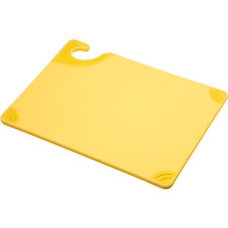 "CBG912YL - Saf-T-Grip Cutting Board 9"" x 12"" x 0.375"" - Yellow"