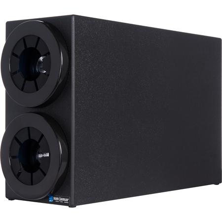 C2952BK - DIMENSION-SENTRY BOX (2) DISP-BLACK