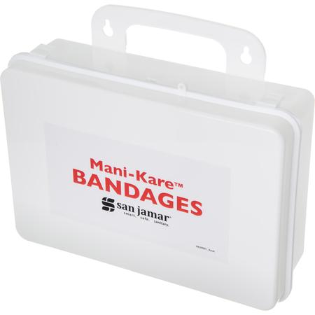 MK0909 - MANI-KARE BANDAGE CMBOW/STORAGE BX