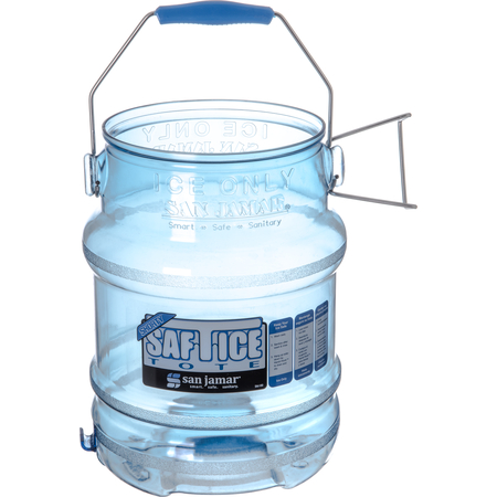 SI6100 - ICE TOTE, SAF-T-ICE - SHORTY