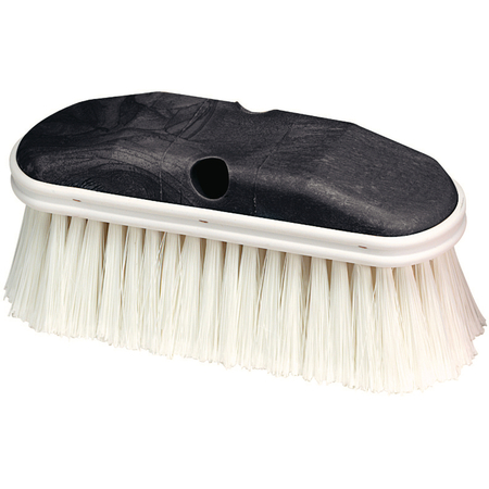 "36120902 - Vehicle Wash Brush With Polystyrene Bristles 9"" - White"