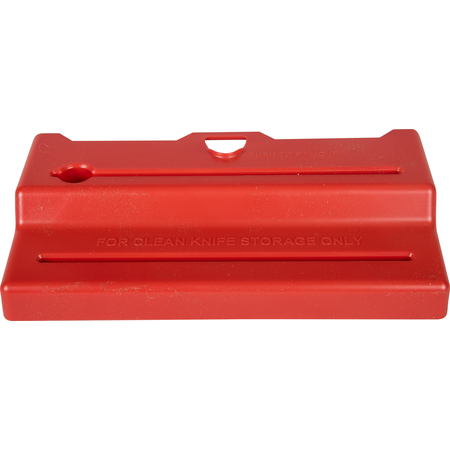 STK1006RDL - SAF-T-KNIFE JR, RED ACCESSORY LID