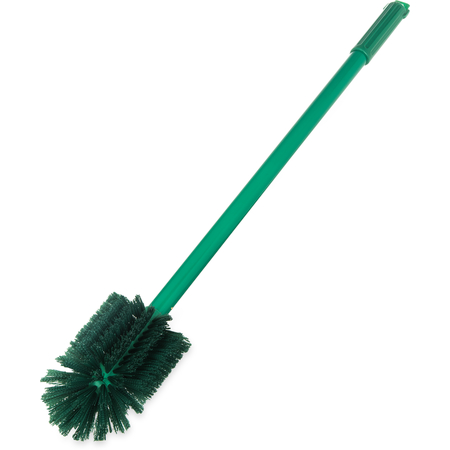 "40003C09 - Sparta® Multi-Purpose Valve & Fitting Brush 30"" Long/3-1/2"" x 5"" Oval - Green"