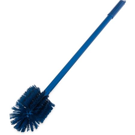 """40008C14 - Sparta® Multi-Purpose Valve & Fitting Brush 30""""Long/5"""" D - Blue"""