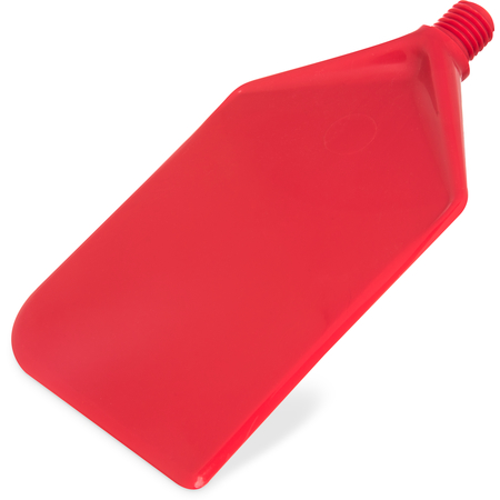 "40361C05 - Sparta® Paddle Scraper Replacement Blade 4 1/2"" x 7 1/2"" - Red"