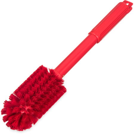 "40004C05 - Sparta® Multi-Purpose Valve & Fitting Brush 16"" Long/ 3"" D - Red"