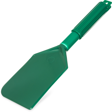 """40350C09 - Sparta® Nylon Spatula 13 1/8"""" - Green"""