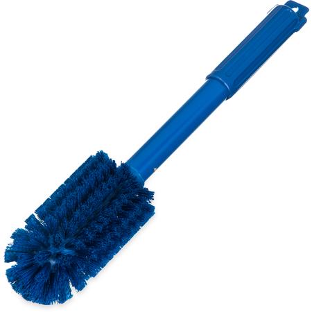 """40004C14 - Sparta® Multi-Purpose Valve & Fitting Brush 16"""" Long/ 3"""" D - Blue"""