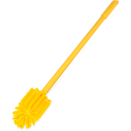 "40007C04 - Sparta® Multi-Purpose Valve & Fitting Brush 30"" Long/4"" D - Yellow"