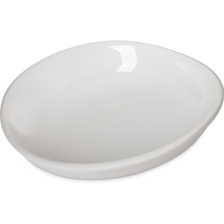 "5300380 - Stadia Melamine Pasta Plate 8.5"" - Greige"