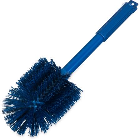 """40010C14 - Sparta® Multi-Purpose Valve & Fitting Brush 16"""" Long /5"""" D - Blue"""