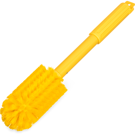 "40004C04 - Sparta® Multi-Purpose Valve & Fitting Brush 16"" Long/ 3"" D - Yellow"