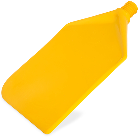 "40361C04 - Sparta® Paddle Scraper Replacement Blade 4 1/2"" x 7 1/2"" - Yellow"