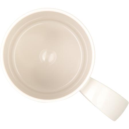 4306642 - Carlisle® Mug 8 oz - Bone
