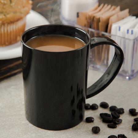 4306603 - Carlisle® Mug 8 oz - Black