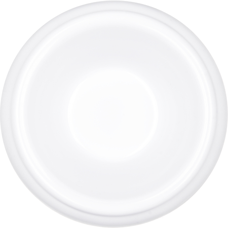 085502 - Melamine Smooth Rounded Ramekin 1 oz - White