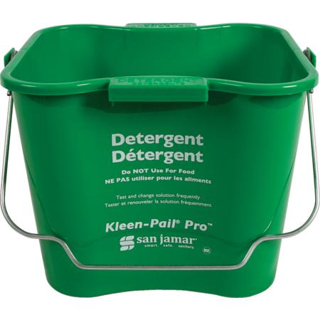KPP196GN - Kleen-Pail Pro 6 Quart - Green