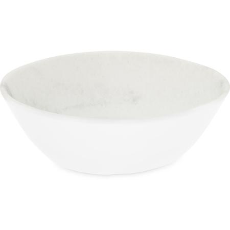 5310837 - Ridge Melamine Bowl 22 oz - Marble