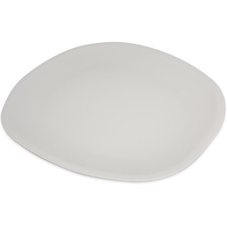 "5310323 - Ridge Melamine Oblong Platter 18"" - Cement"