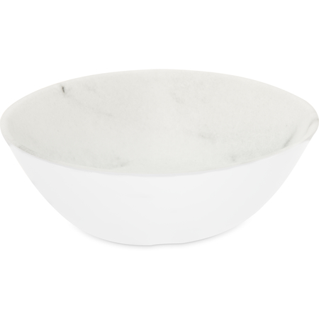 5310937 - Ridge Melamine Bowl 52 oz - Marble