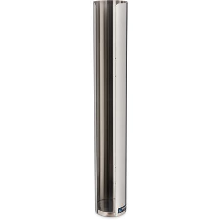 L3200 - LID DISP, 22GA SS 6-10 OZ