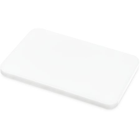 "CB6912WH - Kolor Cut® Cutting Board 6"" x 9"" x 0.5"" - White"