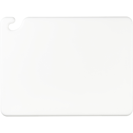"CB152034WH - Cut-N-Carry Cutting Board 15"" x 20"" X 0.75"" - White"