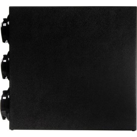 L2913BK - EZ-FIT LID BX(2)L2200 (1)L2400-BK