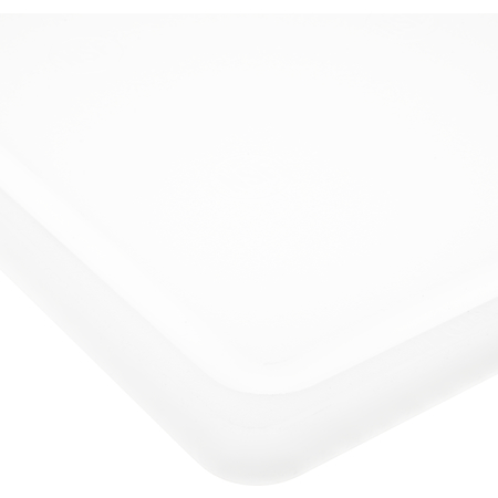 """CB182434GVWH - Grooved Cutting Board 18"""" x 24"""" x 0.75"""" - White"""