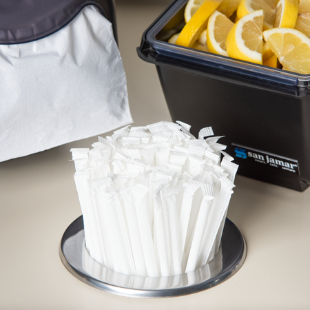 L320C - STRAW HOLDER, 6 IN IN-COUNTER
