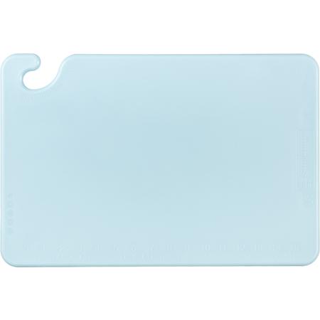 "CB121812BL - Cut-N-Carry Cutting Board 12"" x 18"" x 0.5"" - Blue"