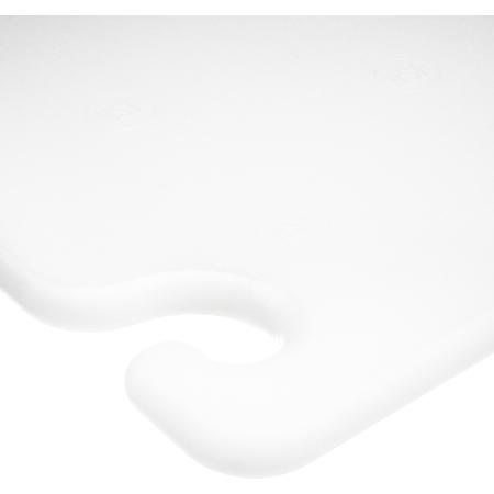 """CB242434WH - Cut-N-Carry Cutting Board 24"""" x 24"""" x 0.75"""" - White"""