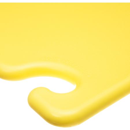 "CB182434YL - Cut-N-Carry Cutting Board 18"" x 24"" x 0.75"" - Yellow"