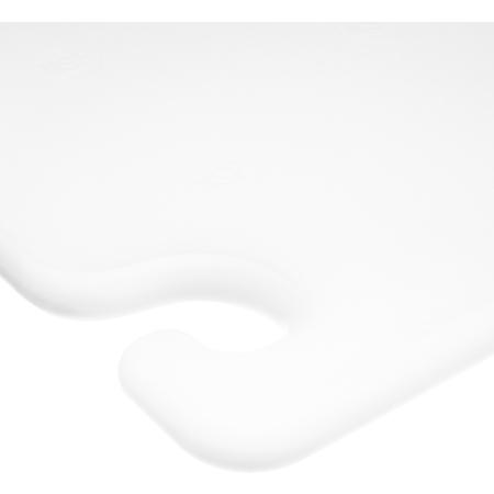 """CB183034WH - Cut-N-Carry Cutting Board 18"""" x 30"""" x 0.75"""" - White"""