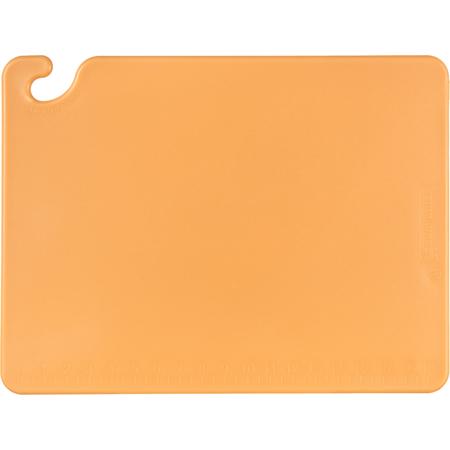 "CB152012BR - Cut-N-Carry Cutting Board 15"" x 20"" x 0.5"" - Brown"
