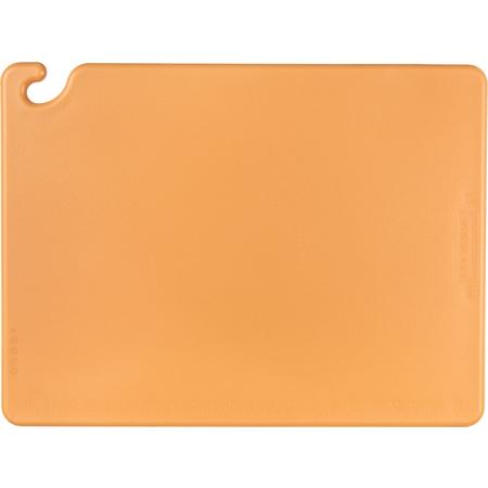 "CB182434BR - Cut-N-Carry Cutting Board 18"" x 24"" x 0.75"" - Brown"