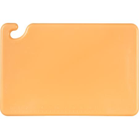"CB121834BR - Cut-N-Carry Cutting Board 12"" x 18"" x 0.75"" - Brown"