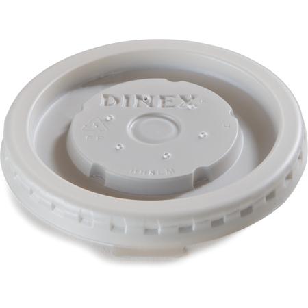 DXHHSCM - Vented High Temperature Disposable Lids 5 - 8 oz (2016/cs) - Translucent