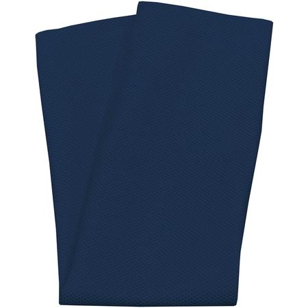 "54432020NH011 - Milan Birdseye Napkin 20"" x 20"" - Navy"