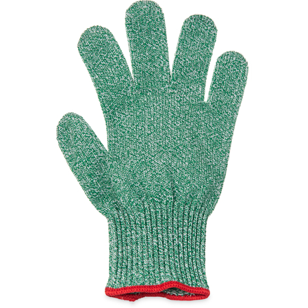 SG10-GN-S - GLOVE SPECTRA GRN SMALL