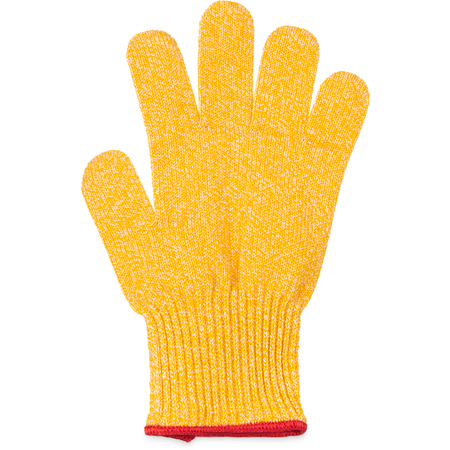SG10-Y-S - GLOVE SPECTRA YELLOW SMALL